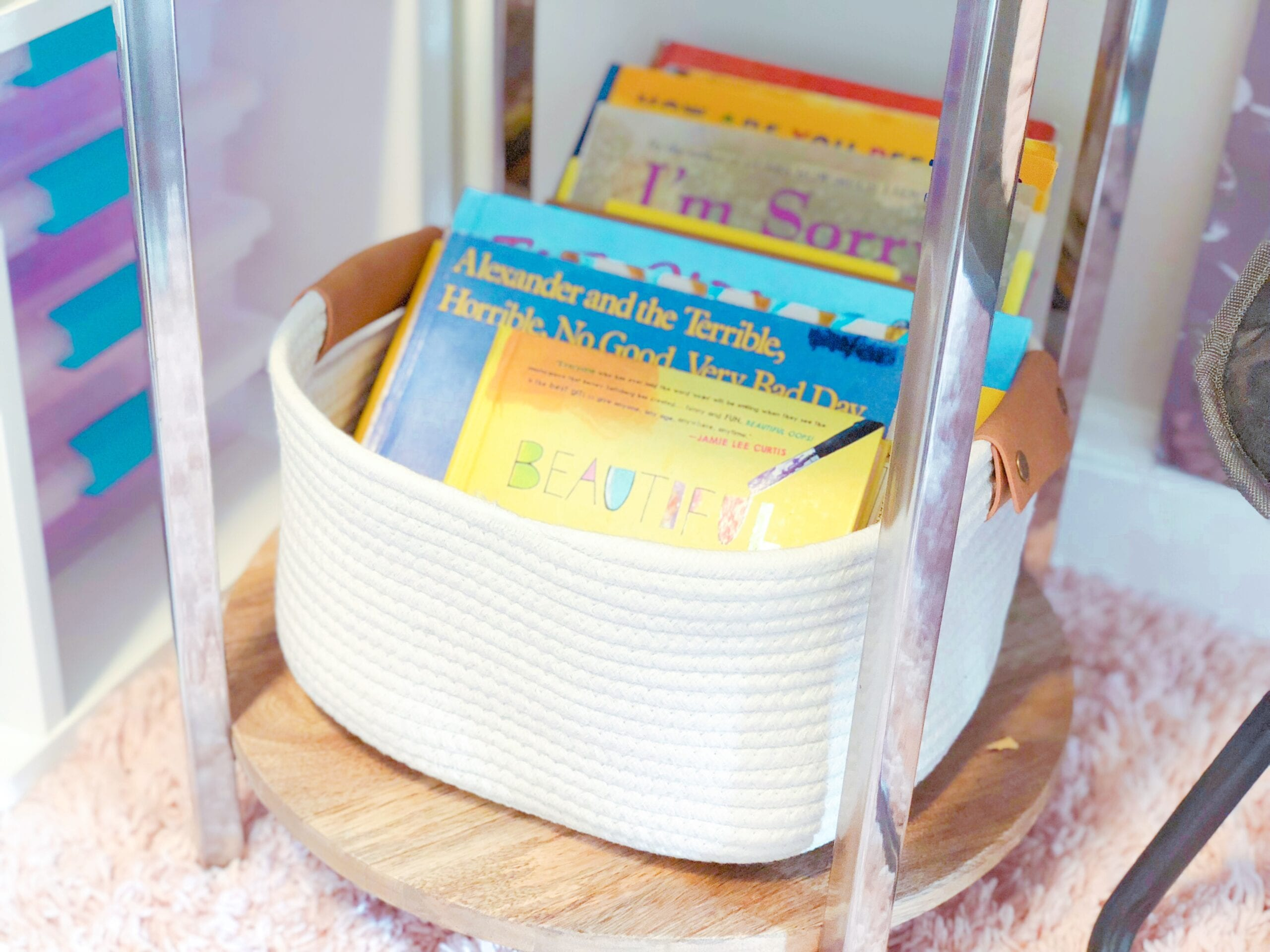 feeling books- a list of books that help students identify and work through their feelings