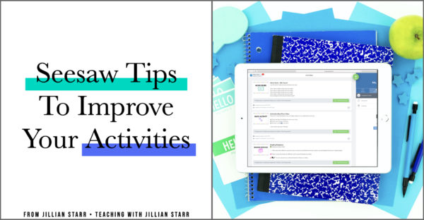 Seesaw is an amazing teaching platform with so much potential. Here are some helpful tips to unlock the its potential without the overwhelm!