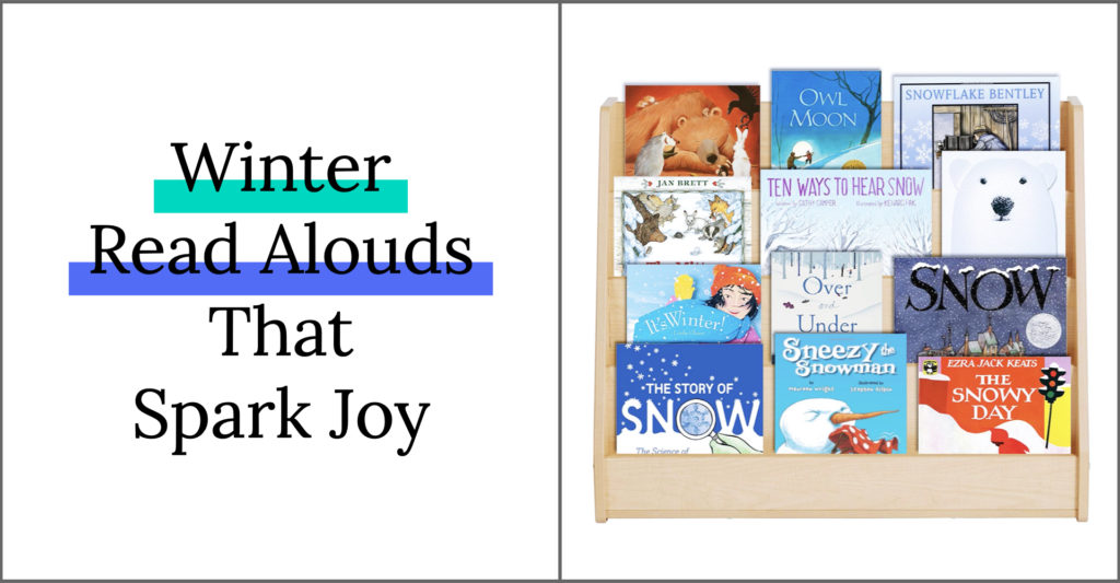 Favorite Winter Read Aloud books for kids. These picture books about winter, cold, and the snow are perfect for engaging first, second and 3rd grade students. Snuggle up with one of these favorite children's books, and enjoy some fun reading about the season! (Includes fiction, non-fiction, biographies, and poems!)
