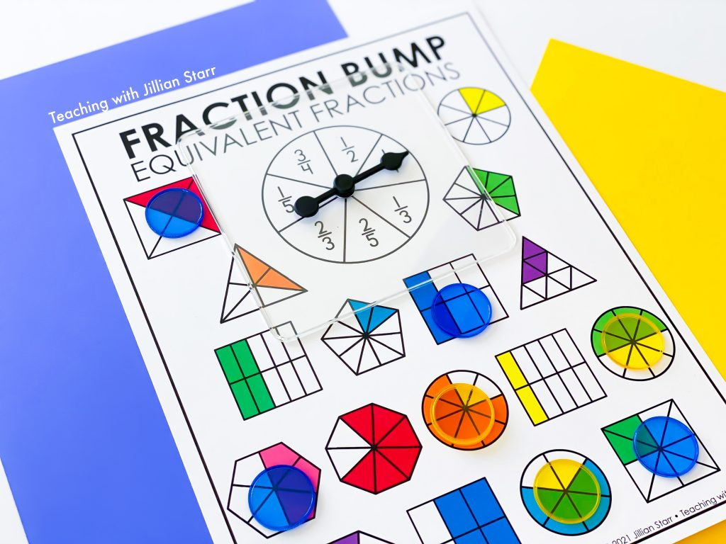 Fraction Bump is one of my student's all-time favorite games!