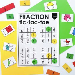 Teaching Fractions through One Whole Games