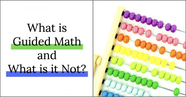 There are a lot of misconceptions about Guided Math. I'm taking some time to break down what Guided Math *IS* and what Guided Math *IS NOT*.